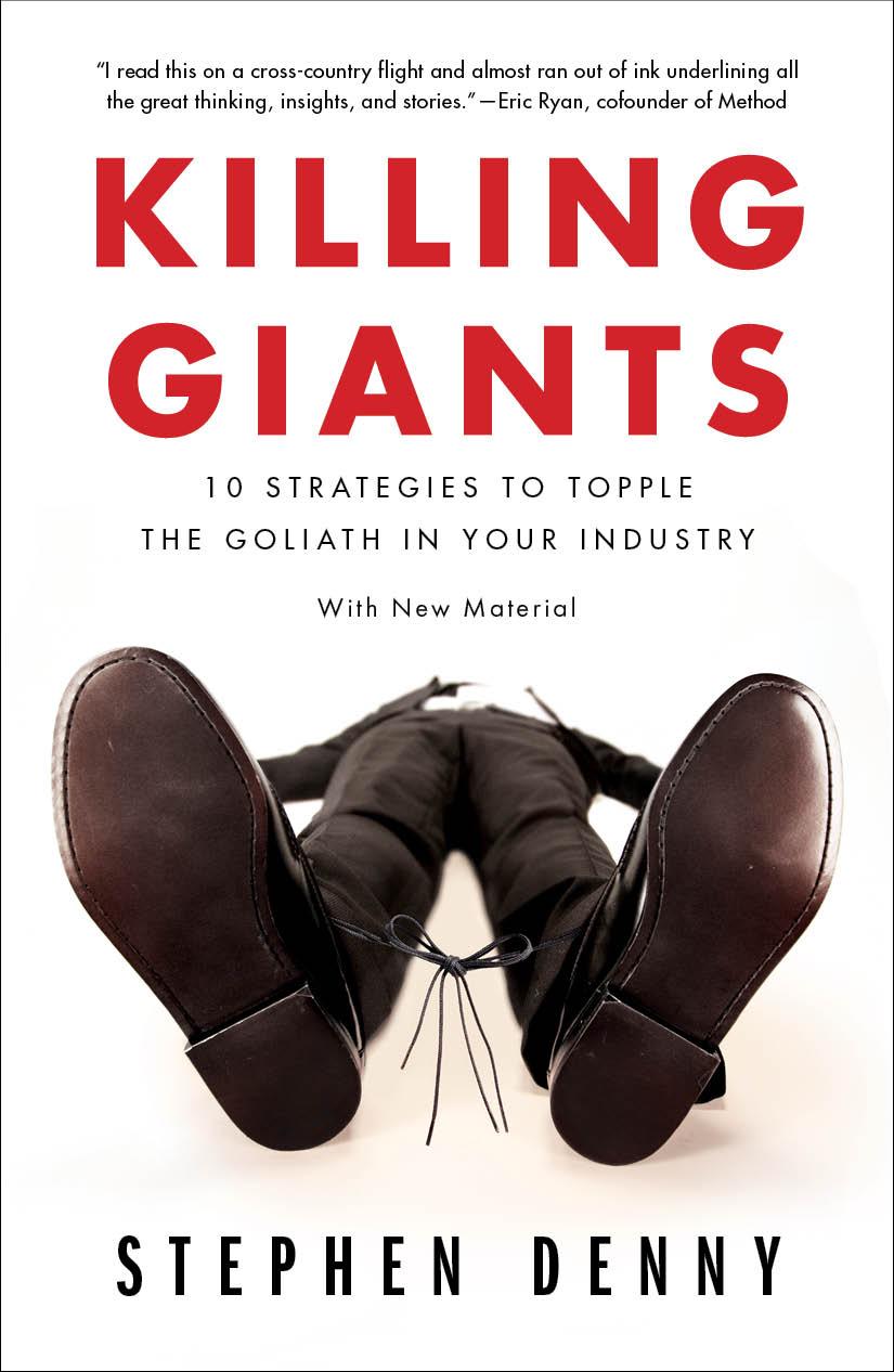 """We create """"Giant Killers."""""""